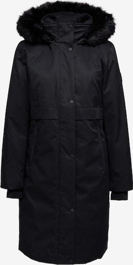 ESPRIT Wintermantel in de kleur Zwart, Productweergave