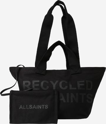 AllSaints Shopper - Čierna