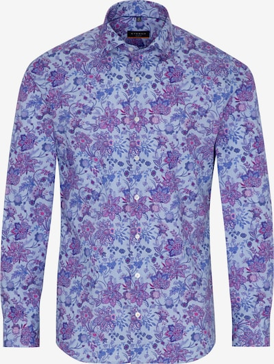 ETERNA Hemd in blau / hellblau / pink, Produktansicht