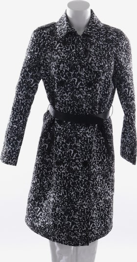 Michael Kors Mantel in M in schwarz / weiß, Produktansicht