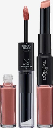 L'Oréal Paris Lippenstift 'X3' in himbeer / pastellrot, Produktansicht