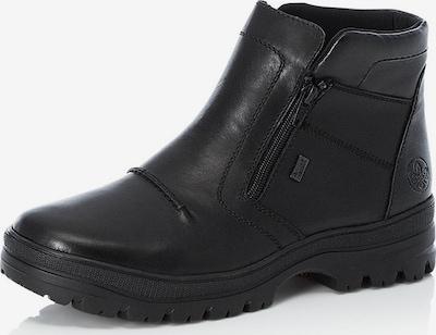 RIEKER Stiefel 'F5463' in schwarz, Produktansicht