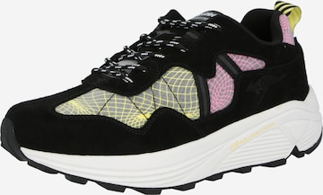 Sneaker low 'Dynaflow' de la KangaROOS pe negru