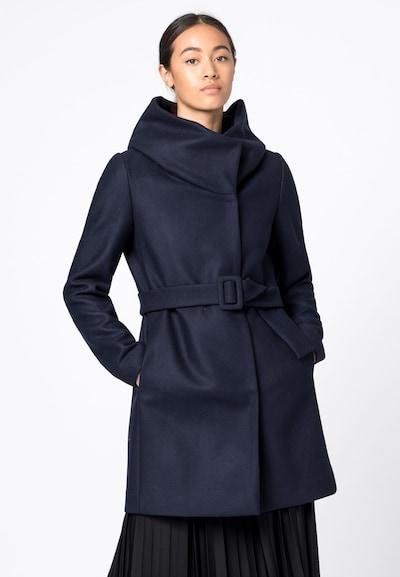 HALLHUBER Mantel in blau, Modelansicht