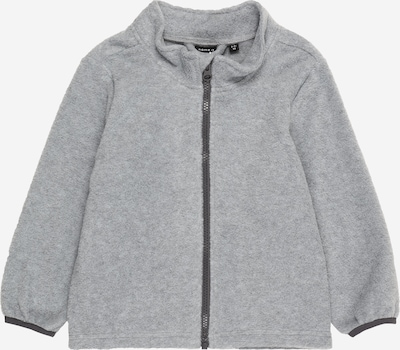 NAME IT Fleecejacke 'SPEKTRA' in grau, Produktansicht