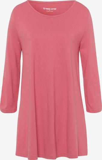 Green Cotton Shirt in pink, Produktansicht