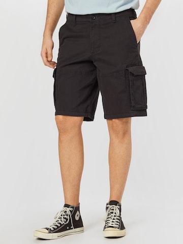 HOLLISTER Shorts in Schwarz