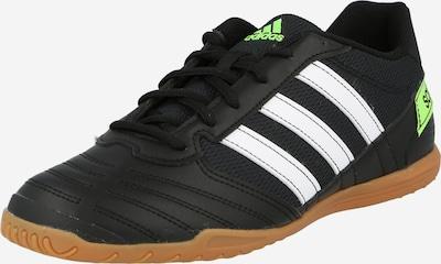 ADIDAS PERFORMANCE Sportschuh 'Super Sala' in limette / schwarz / weiß, Produktansicht