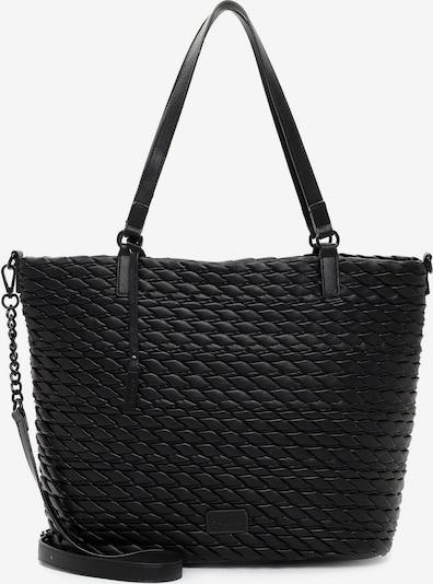 TAMARIS Shopper ' Damiana ' in schwarz, Produktansicht