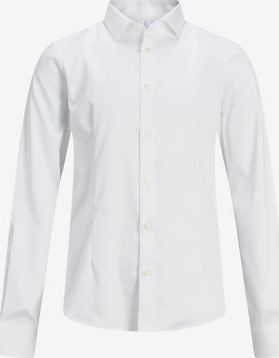 Jack & Jones Junior Chemise 'JPRPARMA' en blanc, Vue avec produit