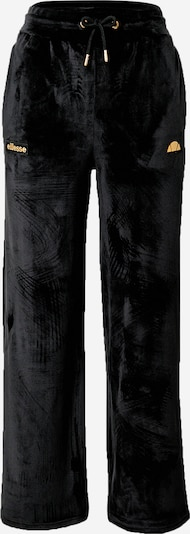 ELLESSE Nohavice 'Addobbi' - zlatá / čierna, Produkt
