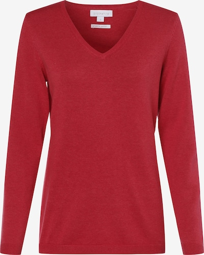 Brookshire Pullover in blutrot, Produktansicht