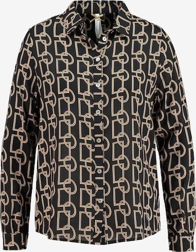 Key Largo Bluse 'GINA' in schwarz, Produktansicht