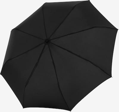 Doppler Parapluie 'Fiber Magic' en noir, Vue avec produit