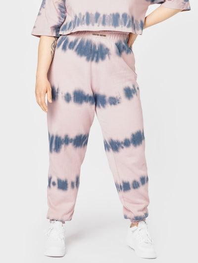 kék / rózsaszín Public Desire Curve Nadrág, Modell nézet