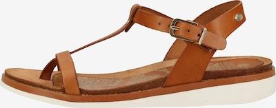 Fred de la BretoniÈre Sandalen met riem in de kleur Bruin, Productweergave