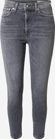 rag & bone Jeans i grå