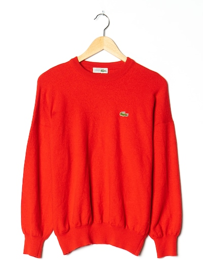 LACOSTE Sweater & Cardigan in XXL in Fire red, Item view