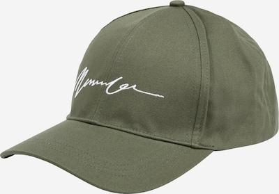 Șapcă Mennace pe verde, Vizualizare produs