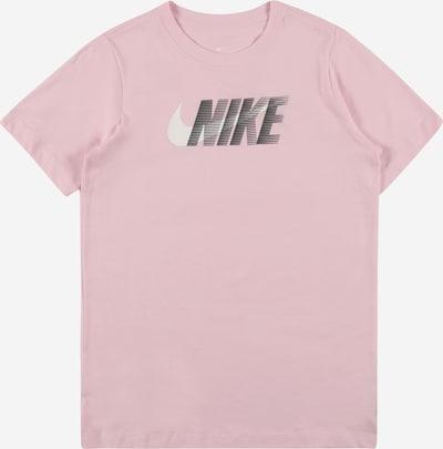 Tricou funcțional NIKE pe roz deschis / negru / alb, Vizualizare produs
