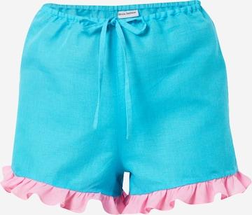 Dora Larsen Панталон пижама 'SIENNA' в синьо