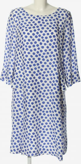 UNBEKANNT Blusenkleid in XL in blau / weiß, Produktansicht