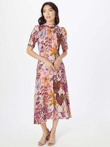 Closet London Kleit, värv roosa