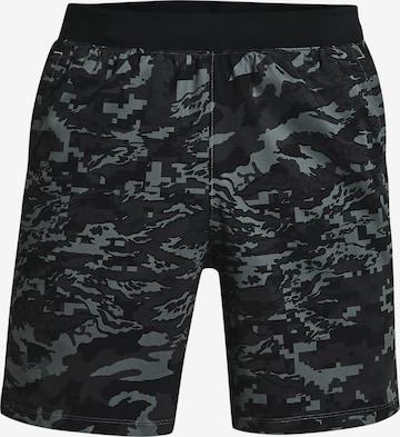 UNDER ARMOUR Shorts ' Launch ' in Schwarz