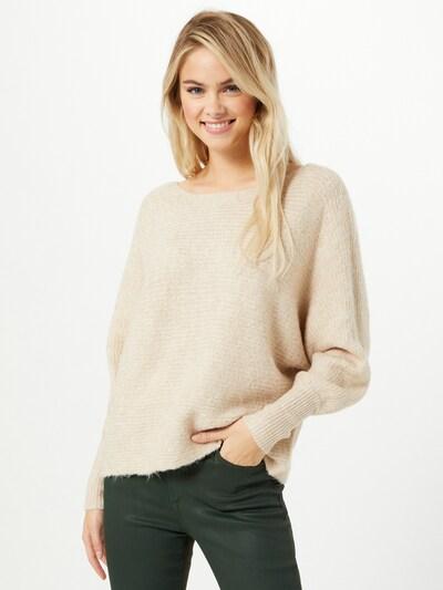 ONLY Pullover 'DANIELLA' in beige, Modelansicht