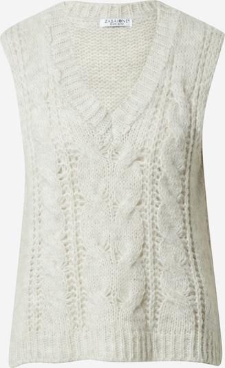 ZABAIONE Pullover 'Olivia' in creme, Produktansicht