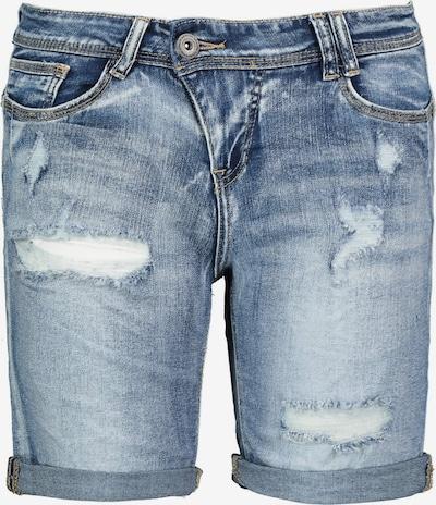 Authentic Style Shorts in blue denim, Produktansicht