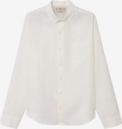 MANGO MAN Hemd 'Avispa-I' in weiß, Produktansicht