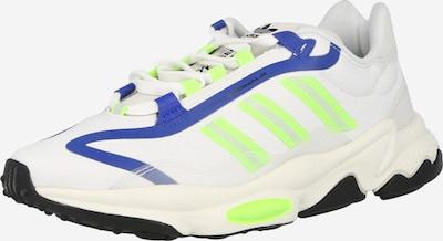 ADIDAS ORIGINALS Niske tenisice 'OZWEEGO PURE' u kraljevsko plava / neonsko zelena / bijela, Pregled proizvoda