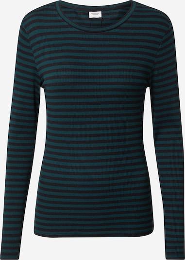 JACQUELINE de YONG Tričko 'Harmony' - tmavě zelená / černá, Produkt