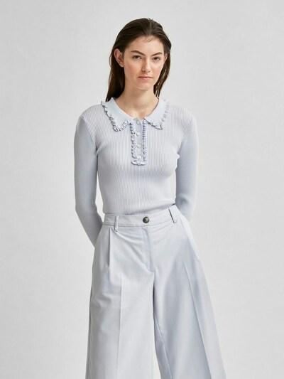 SELECTED FEMME T-Shirt in opal, Modelansicht