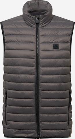 Marc O'Polo Vest in Grey