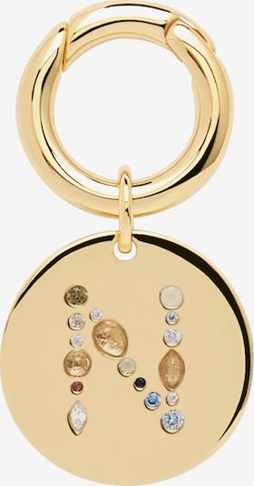 P D PAOLA Anhänger in gold / mischfarben, Produktansicht