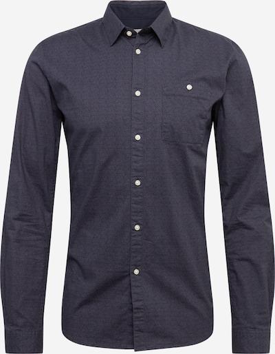 TOM TAILOR DENIM Overhemd in de kleur Donkergrijs, Productweergave