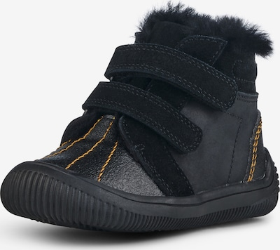 WODEN Kids First-Step Shoes ' Tristan ' in Black, Item view