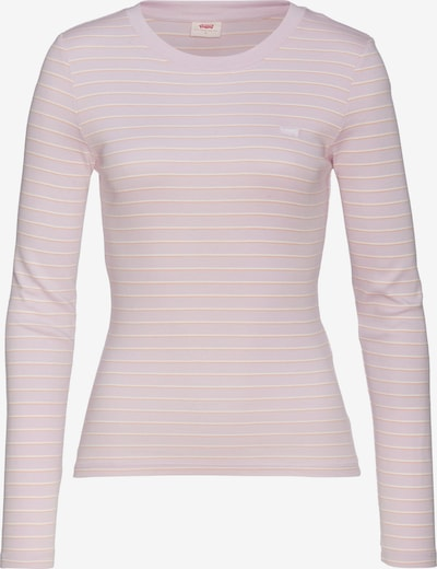 LEVI'S Shirt in Lilac / Melon / White, Item view