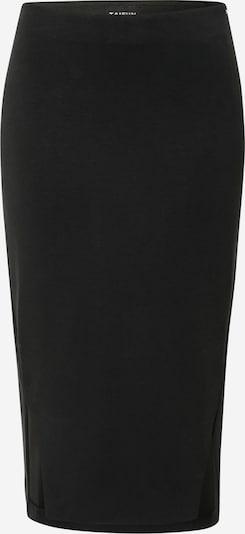 TAIFUN Falda en negro, Vista del producto