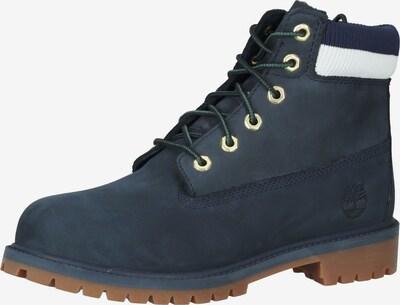 TIMBERLAND Stiefel in navy / weiß, Produktansicht