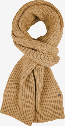 LOEVENICH Strickschal ' Cozy Winter ' in honig, Produktansicht