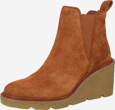 CLARKS Chelsea Boots in cognac, Produktansicht