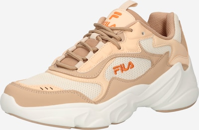 FILA Sneakers in Beige / Apricot / White, Item view