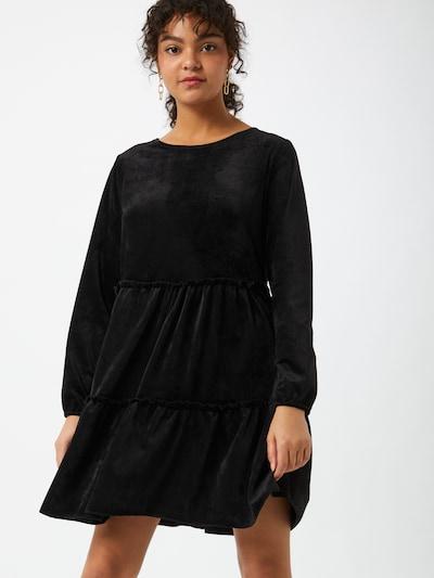 Rochie Sublevel pe negru, Vizualizare model
