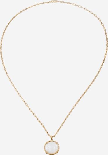 Lanțuri 'SAUTOIR' Vanessa Bruno pe auriu / alb natural, Vizualizare produs
