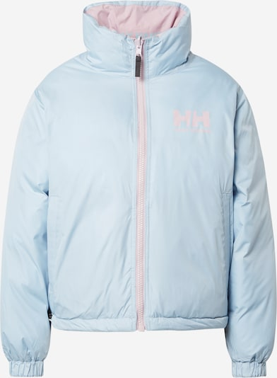 HELLY HANSEN Overgangsjakke i azur / pastellrosa, Produktvisning