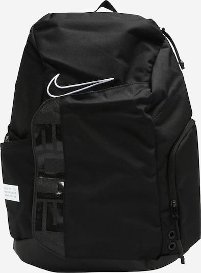 NIKE Športový batoh - čierna / biela, Produkt