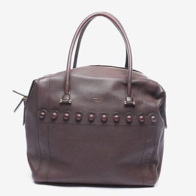 MOSCHINO Handtasche in One Size in dunkelbraun, Produktansicht